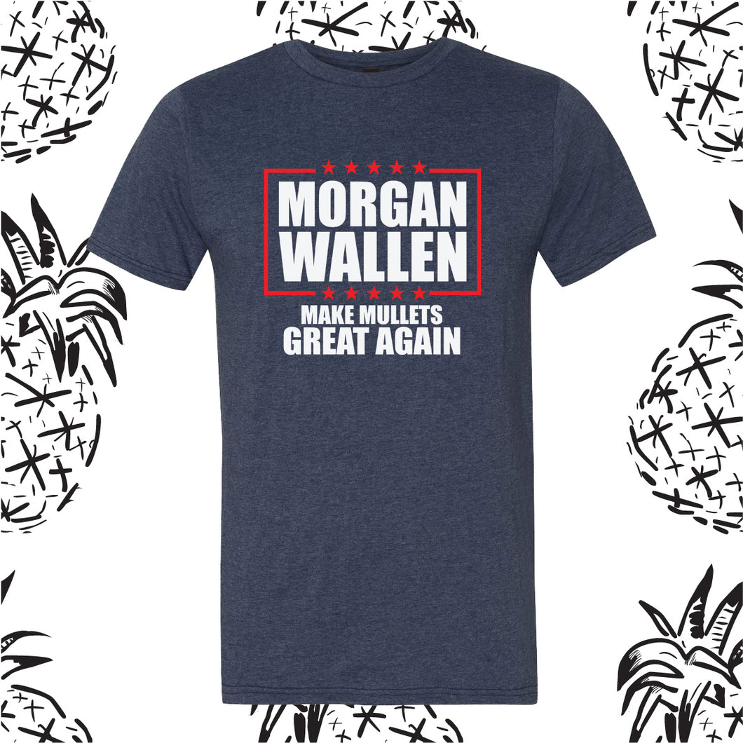 Morgan Wallen Mullets Tee