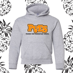 PVES Hooded Sweathshirt