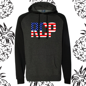 RCP Flag Hooded Sweatshirt