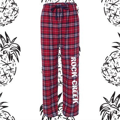 Rock Creek Flannel Pajama Pants