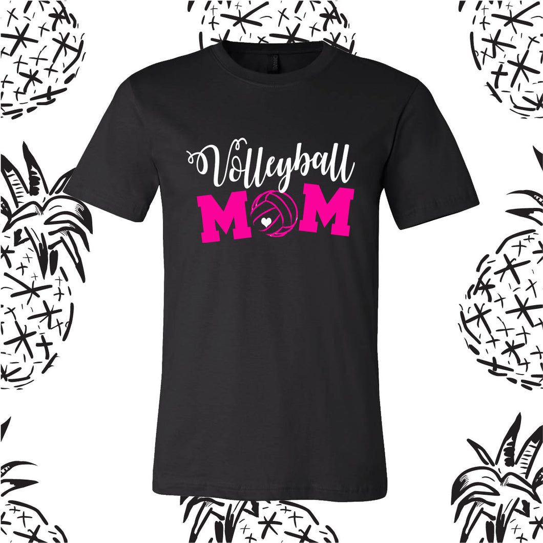 Vision Volleyball Mom Tee