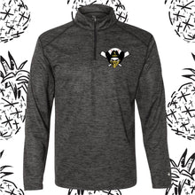 Load image into Gallery viewer, KC Rebels Qtr Zip Pullover
