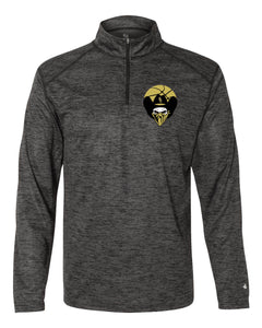 KC Rebels Qtr Zip Pullover