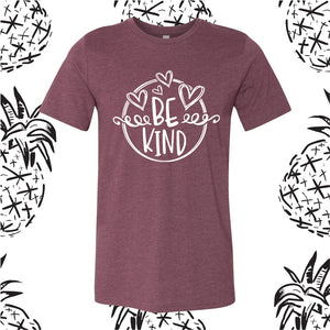 Be Kind Heart Tee