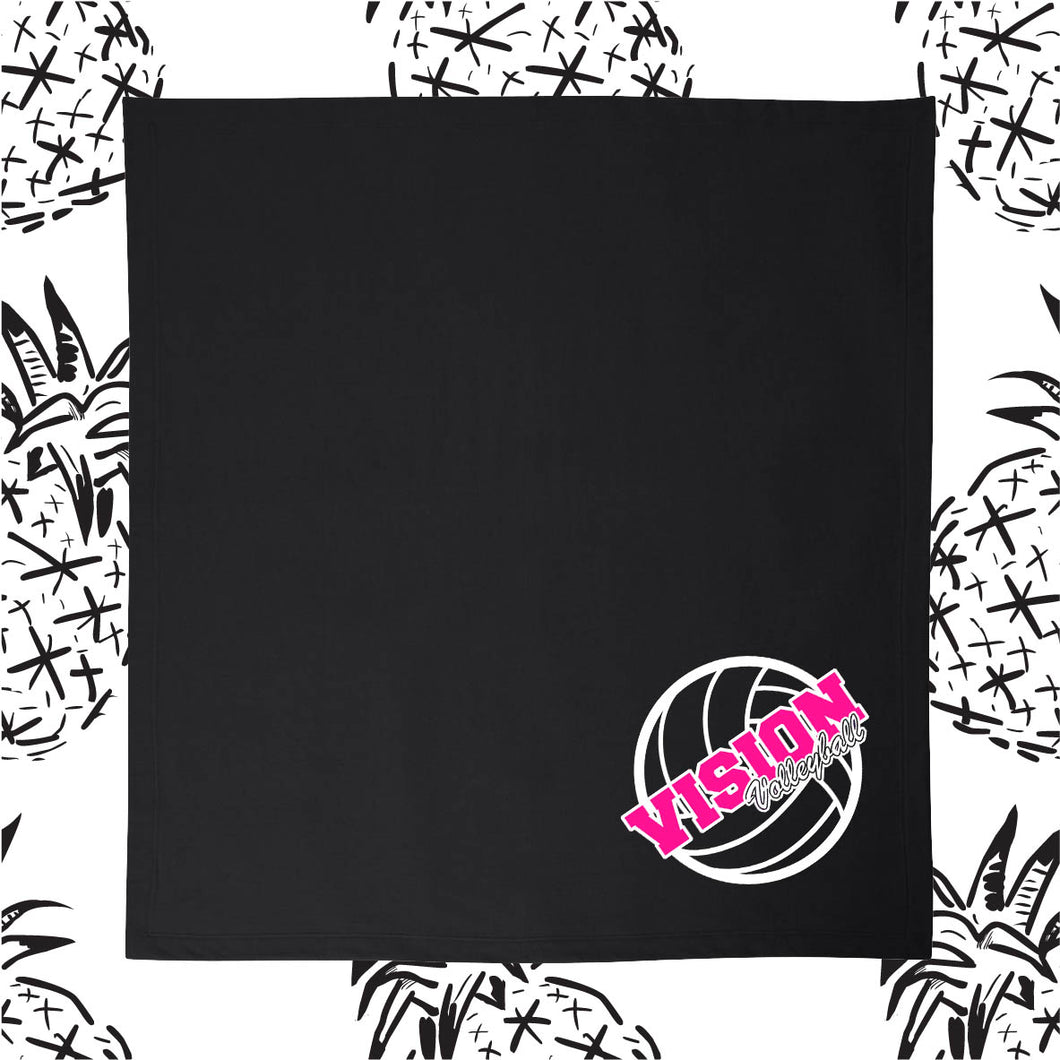 Vision Volleyball Bleacher Blanket