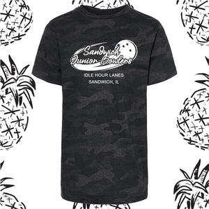 Sandwich Junior Bowlers Camo Tee