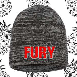 Yorkville Fury Distressed Beanie