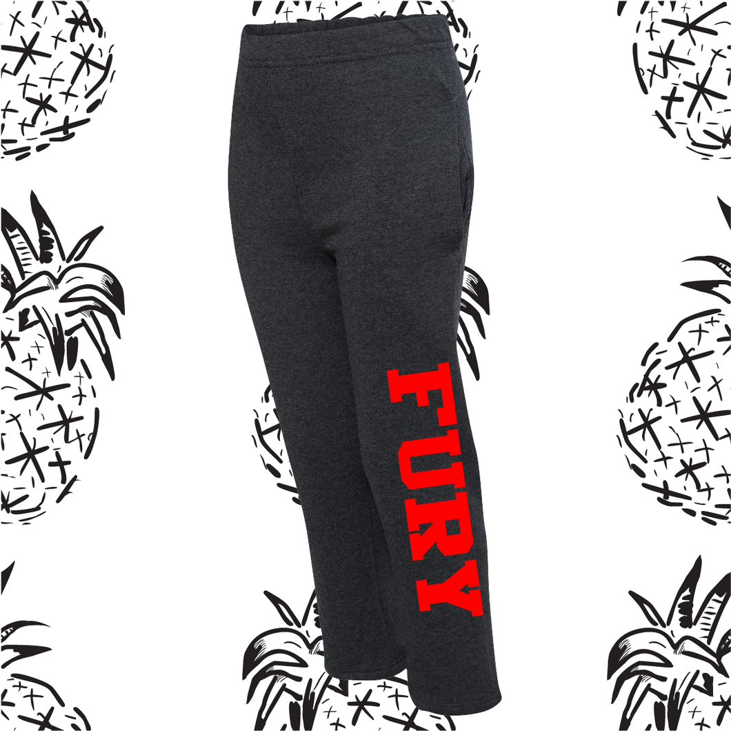 Yorkville Fury Open Bottom Sweatpants