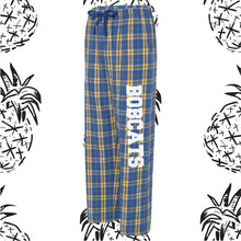 Load image into Gallery viewer, Blue & Yellow Pajama Pants
