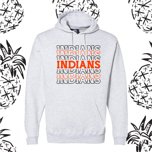 Indian Spirit Hooded Sweatshirt
