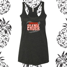 Load image into Gallery viewer, Orange Crush Logo Tank