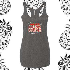 Orange Crush Logo Tank