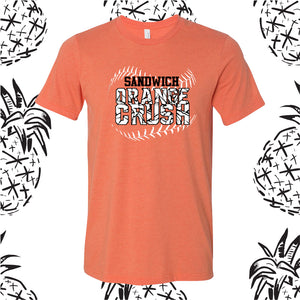 Orange Crush Logo Tee