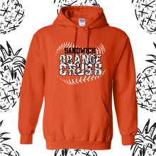 Load image into Gallery viewer, Orange Crush Logo Hooded Sweatshirt