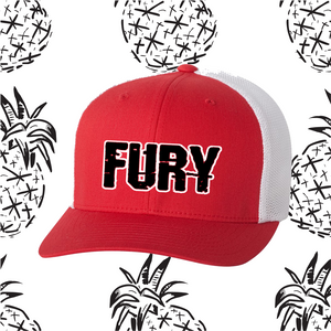 Yorkville Fury Distressed Hat