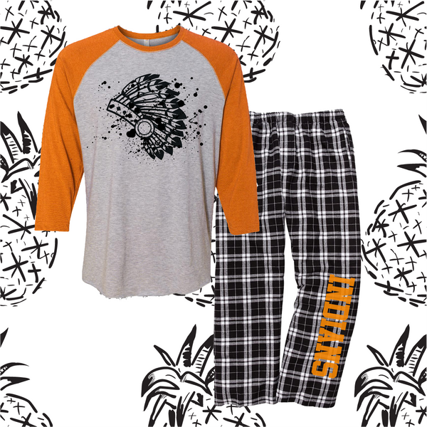 School Spirit Pajamas Set