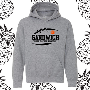 Sandwich Youth Tackle Hooded Sweatshirt