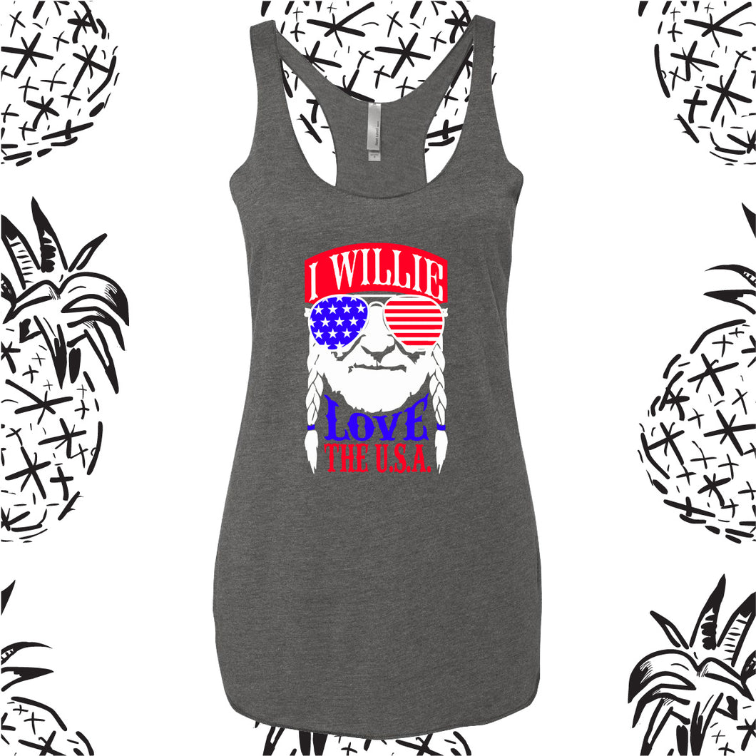 Women's Willie 4th of July Tank
