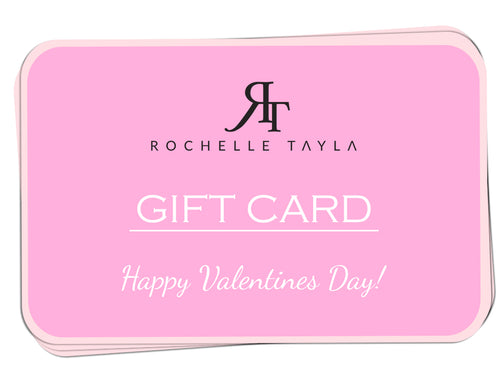 Valentines Day Gift Card
