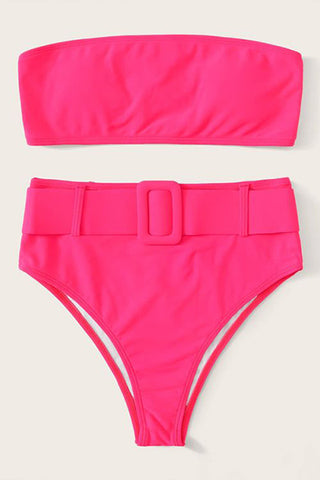 Pink Bombshell Cycle Shorts