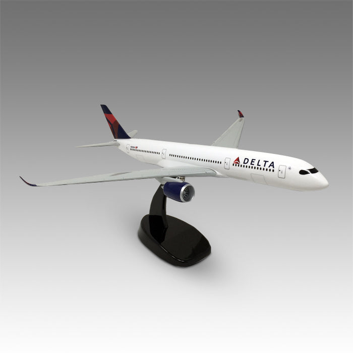 Delta Air Lines A350-900 Desktop Model in 1/200 Scale
