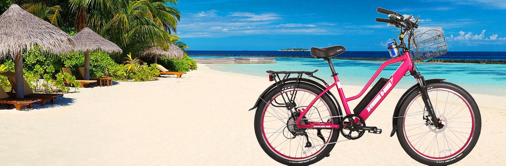 xtreme catalina electric bike