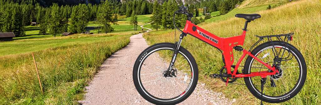 xcursion elite electric bike
