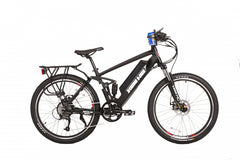 rubicon 48 volt electric bike