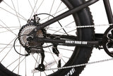 fat tire 48 volt electric bike rocky road