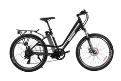 Xtreme trail climber elite max 36 volt electric bike black