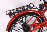 x-treme newport electric bike rear rack