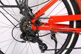x-treme newport elite electric bike derailer
