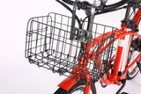 x-treme newport electric bike basket