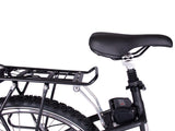 x-treme trail climber elite electric bike rear rack