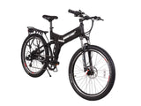 xcursion elite max 36 volt electric bike (Black)