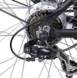 xcursion elite max 36 volt electric bike derailer