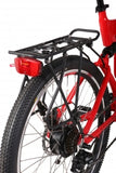 xcursion elite max 36 volt electric bike rear rack