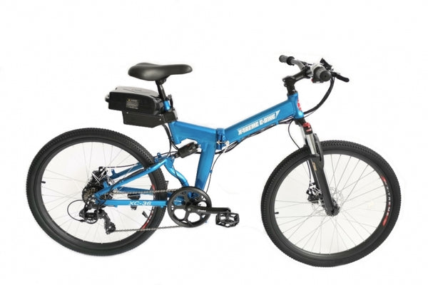 Xtreme XC-36 volt electric bike