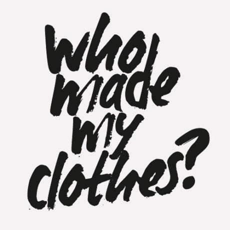 Do you know who made your clothes? Meet the people who made our Capsule Collection