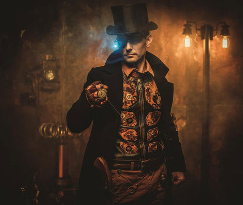 MadBurner Steampunk Fashion Steampunk Example Outfit