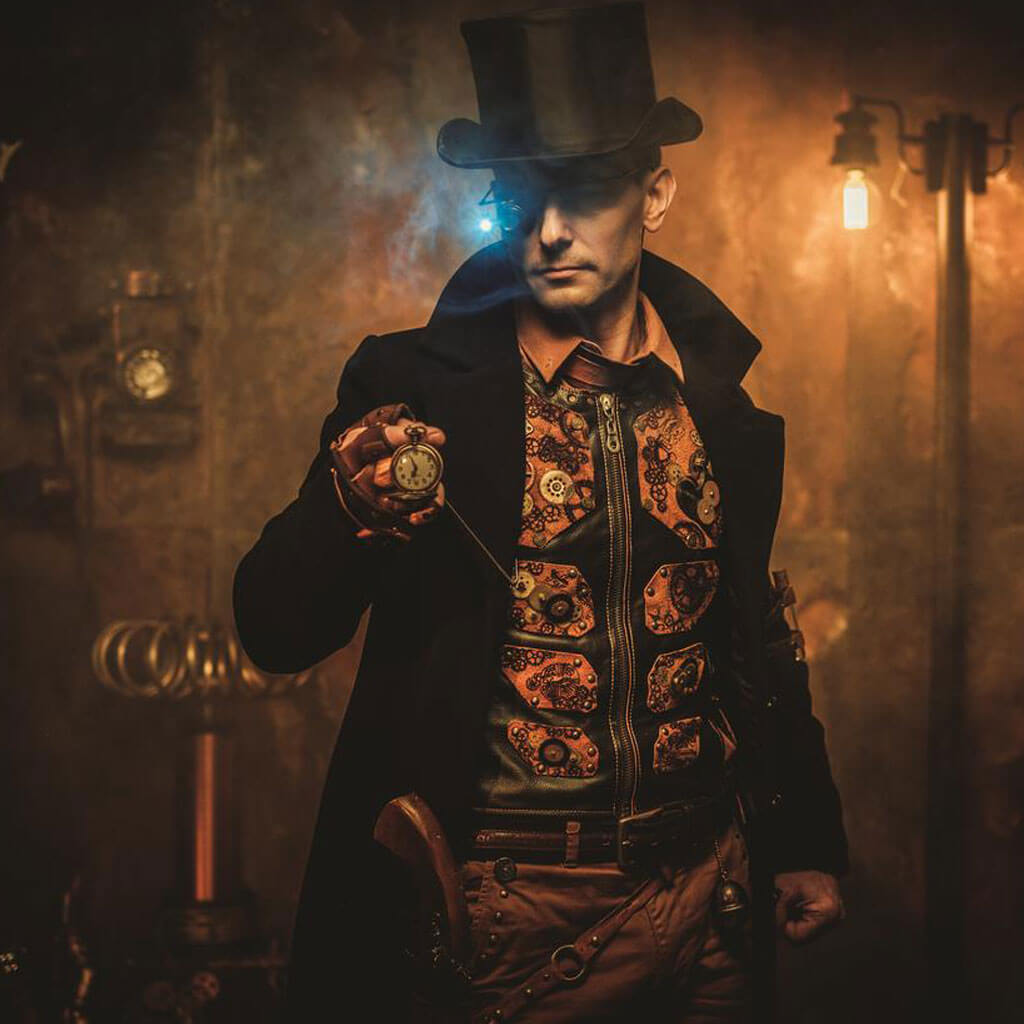 madburner steampunk fashion burning man men
