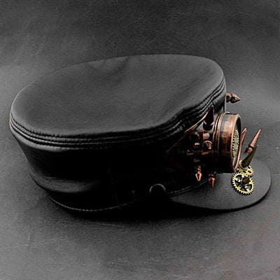 Cog and Gears Military Cap