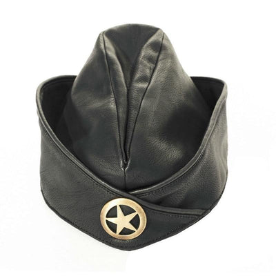 MadBurner Gold Centrepiece Military Hat