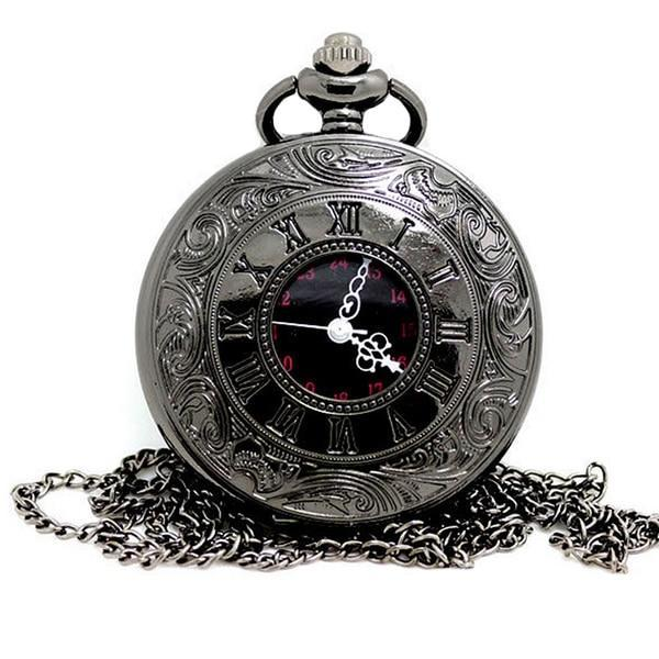 MadBurner Gothic Antique Pocket Watch