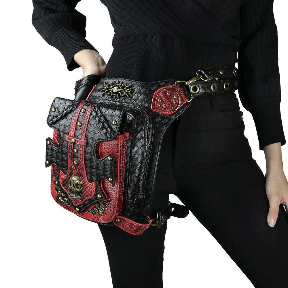 MadBurner Steampunk Vintage Backpack