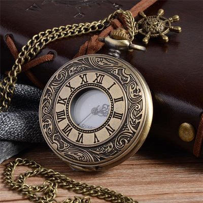 MadBurner Victorian Pocket Watch
