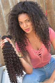 Deep Curl Virgin Hair