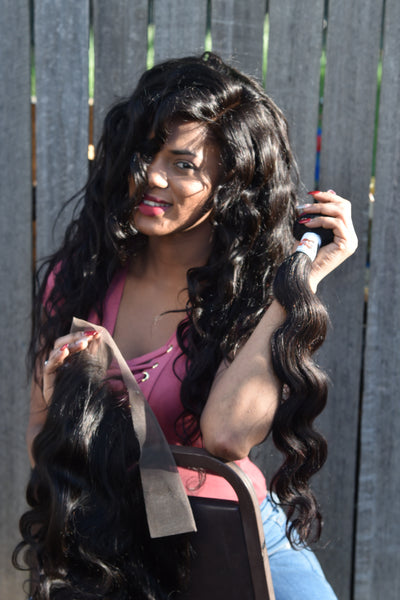 Body Wave 100% Virgin Hair