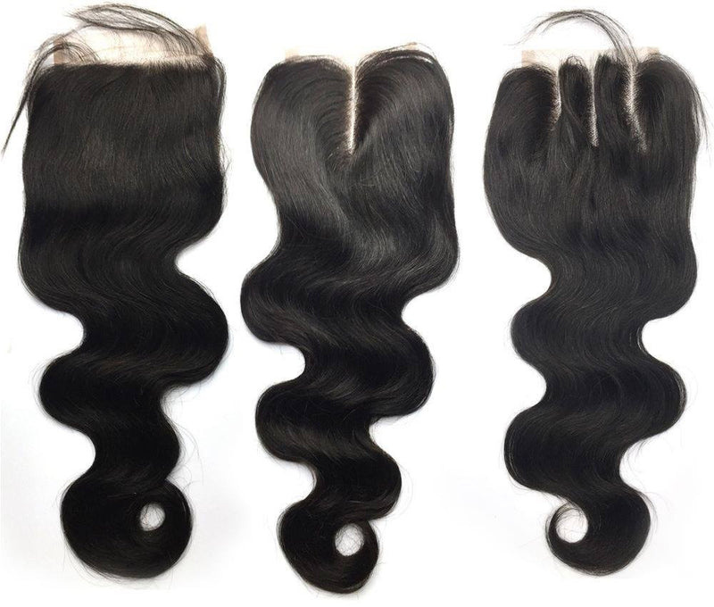 InnoBeauty 10A Peruvian 100% Virgin Body Wave Lace Closure