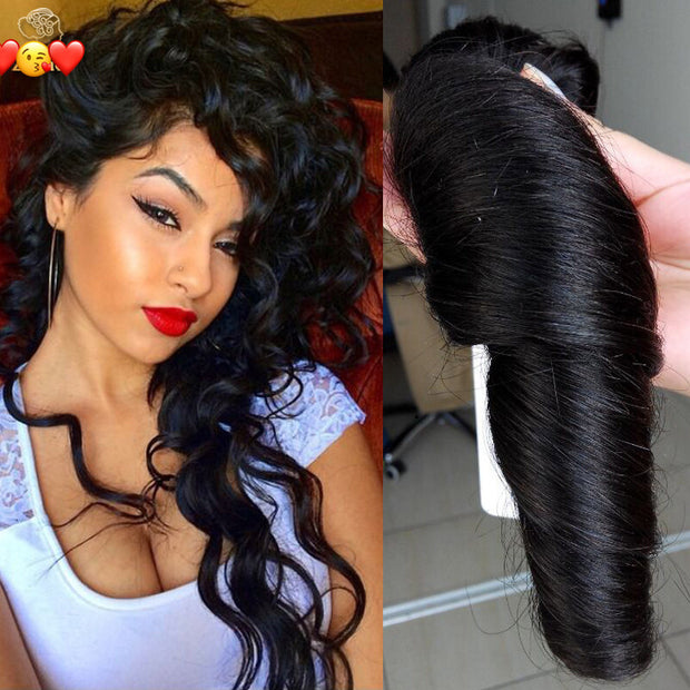 Spring Curl 100% Virgin Hair